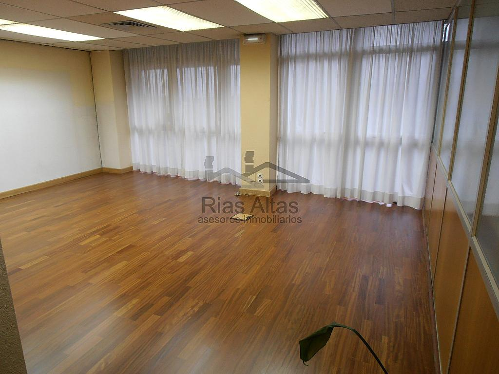 Oficina en alquiler en calle Juana de Vega, Centro-Juan Florez en Coruña (A) - 171795361