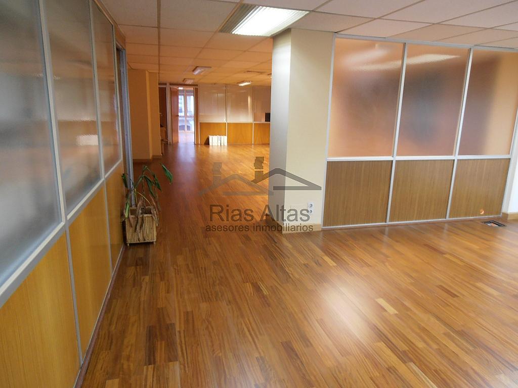 Oficina en alquiler en calle Juana de Vega, Centro-Juan Florez en Coruña (A) - 171795369