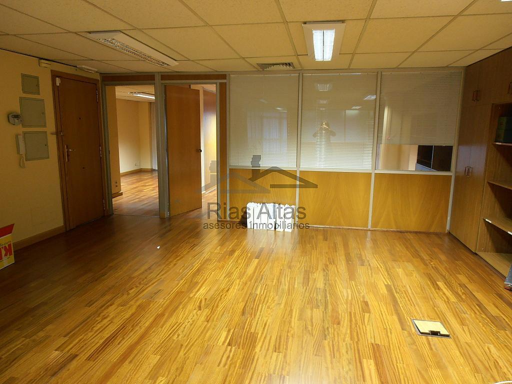 Oficina en alquiler en calle Juana de Vega, Centro-Juan Florez en Coruña (A) - 171795380