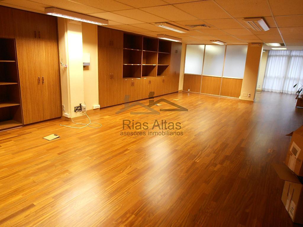 Oficina en alquiler en calle Juana de Vega, Centro-Juan Florez en Coruña (A) - 171795387