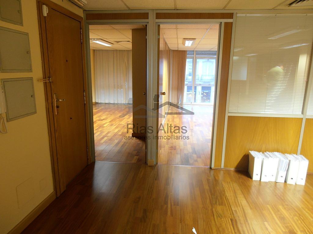 Oficina en alquiler en calle Juana de Vega, Centro-Juan Florez en Coruña (A) - 171795401