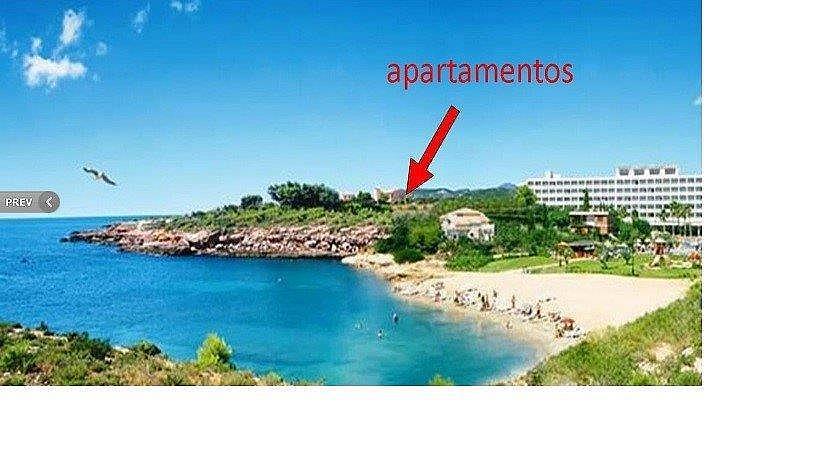 Apartamento en venta en urbanización Rocas Doradas, Roques Daurades en Ametlla de Mar, l´ - 295688812