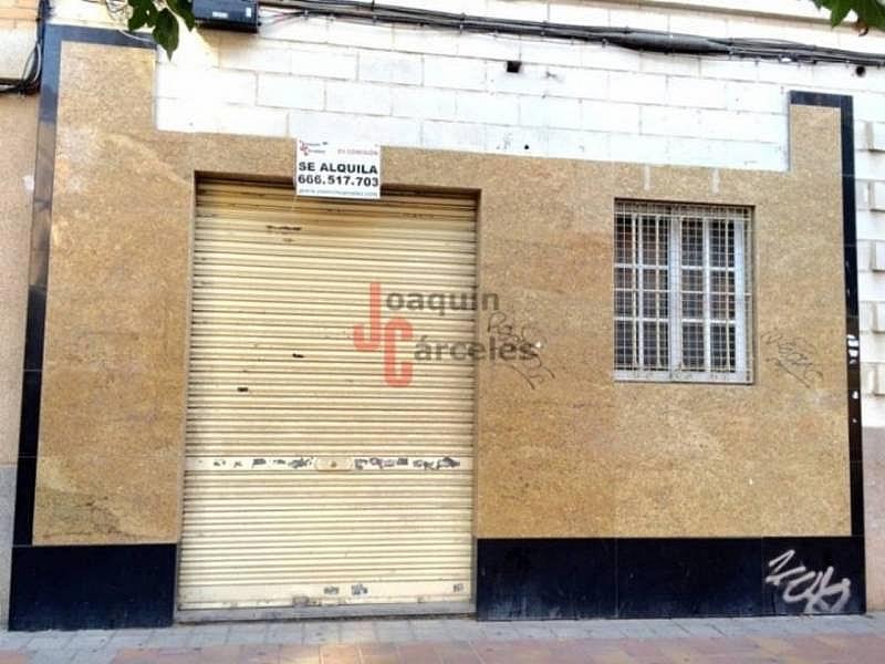 Foto - Local comercial en alquiler en calle El Carmen, El Carmen en Murcia - 313018004
