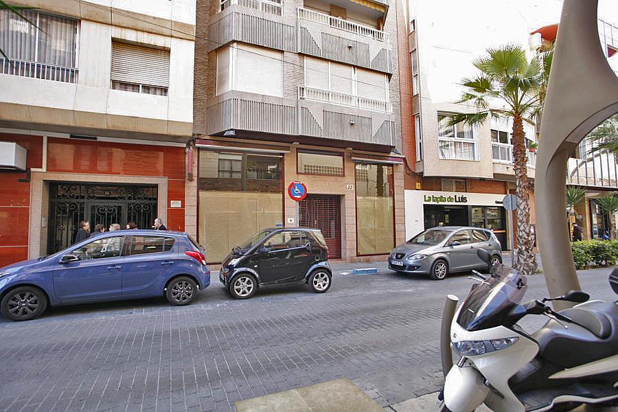 Local comercial en alquiler en calle Caballero de Rodas, Centro en Torrevieja - 243686578