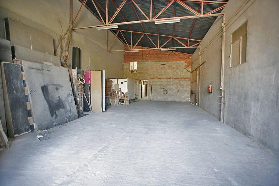 Nave industrial en alquiler en carretera Bigastro, Orihuela - 255714644