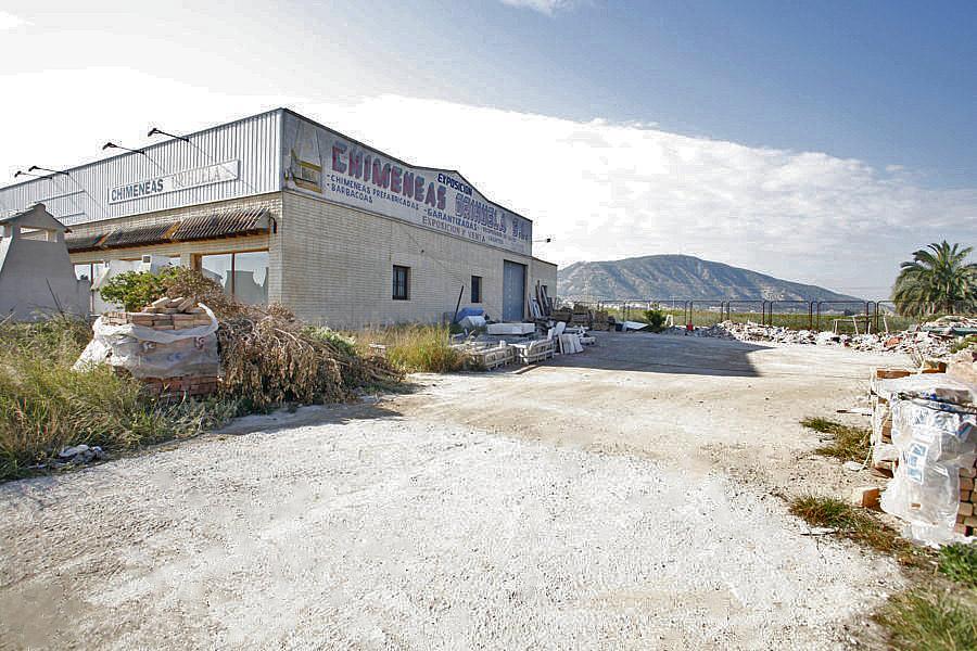 Nave industrial en alquiler en carretera Bigastro, Orihuela - 255714645
