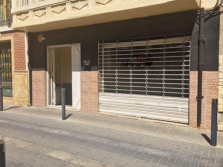 Local comercial en alquiler en calle Rufin Gea Martinez, Orihuela - 258906018