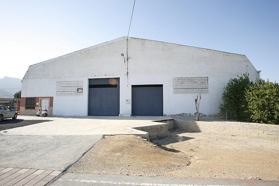 Nave industrial en alquiler en carretera Beniel, Orihuela - 285160746