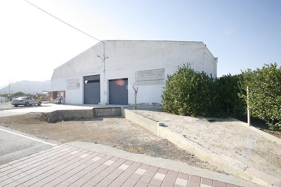 Nave industrial en alquiler en carretera Beniel, Orihuela - 285160752