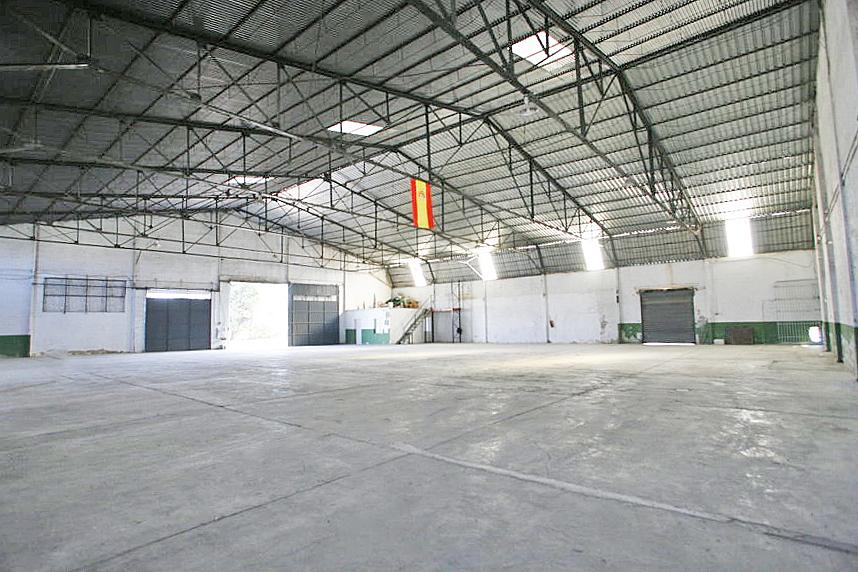 Nave industrial en alquiler en carretera Beniel, Orihuela - 285160772