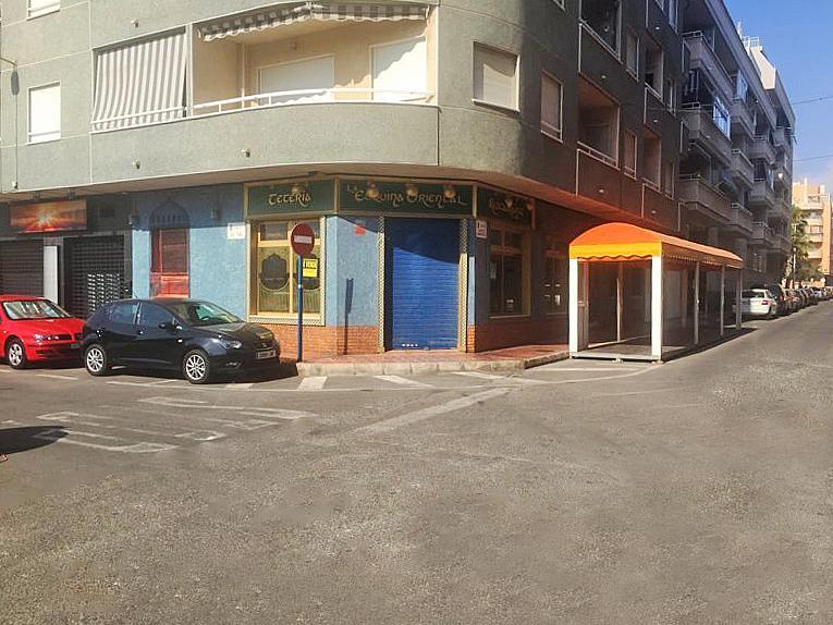 Restaurante en alquiler en calle Capitán García Gea, Playa de los Locos en Torrevieja - 299713926