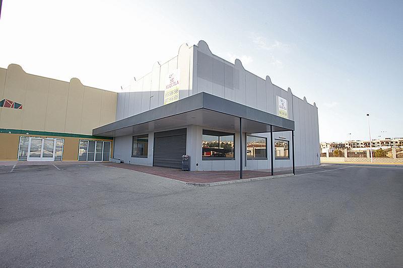 Nave industrial en alquiler en calle Cortes Valencianas, Nueva Torrevieja - Aguas Nuevas en Torrevieja - 305976237