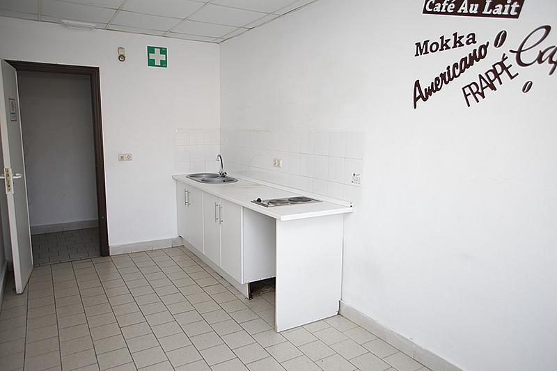 Nave industrial en alquiler en calle Cortes Valencianas, Nueva Torrevieja - Aguas Nuevas en Torrevieja - 305976256