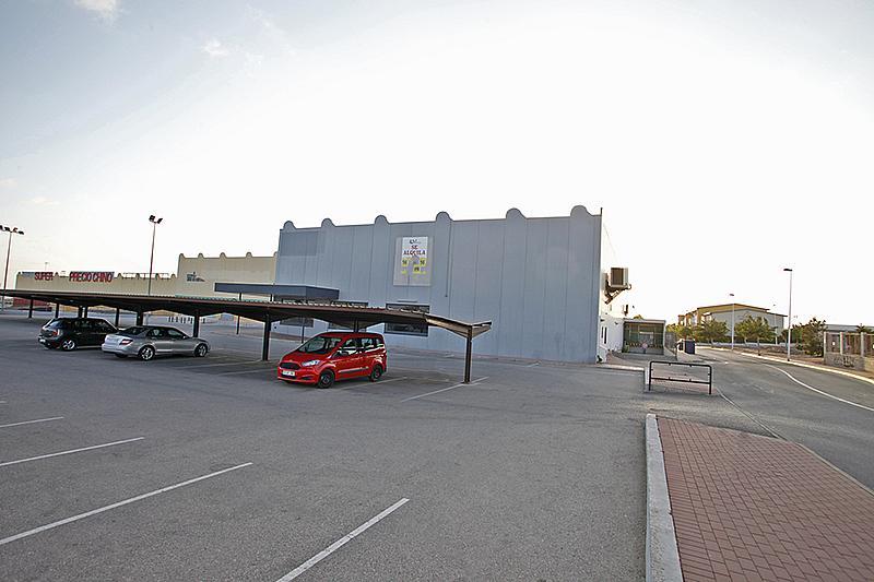Nave industrial en alquiler en calle Cortes Valencianas, Nueva Torrevieja - Aguas Nuevas en Torrevieja - 305976281