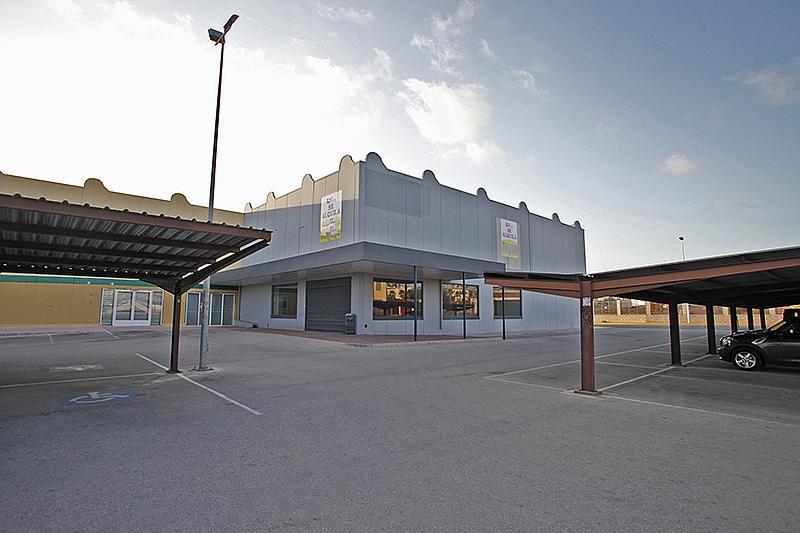 Nave industrial en alquiler en calle Cortes Valencianas, Nueva Torrevieja - Aguas Nuevas en Torrevieja - 305976287