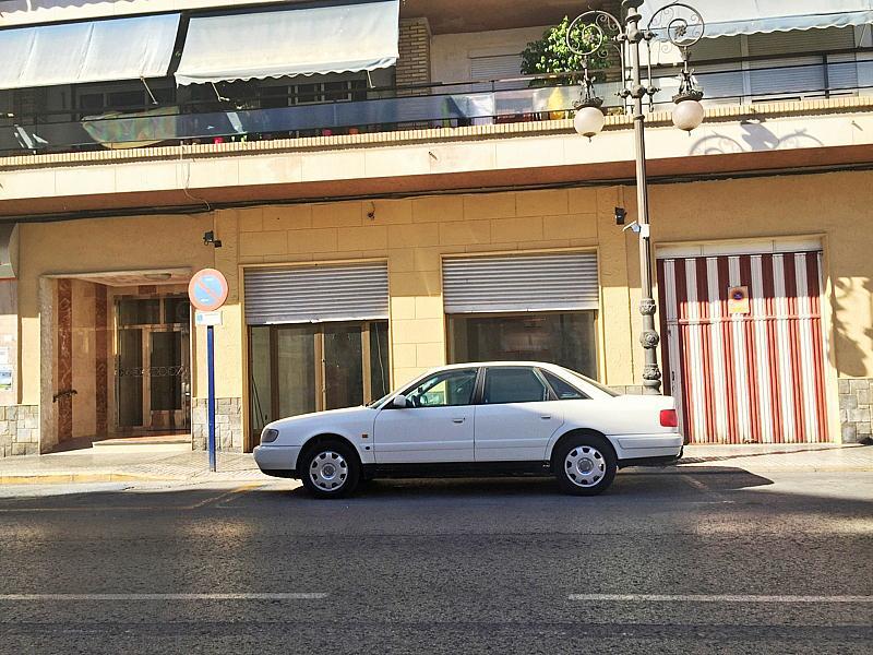 Local comercial en alquiler en calle Duque de Tamames, Orihuela - 321678779