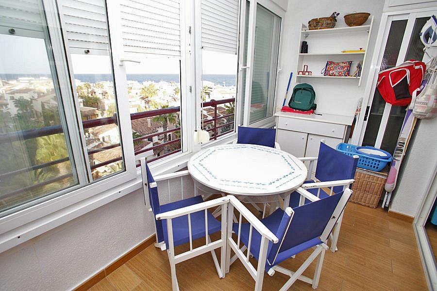 Apartamento en alquiler en calle Doctor Mariano Ruiz Cánovas, Playa de los Locos en Torrevieja - 330778894