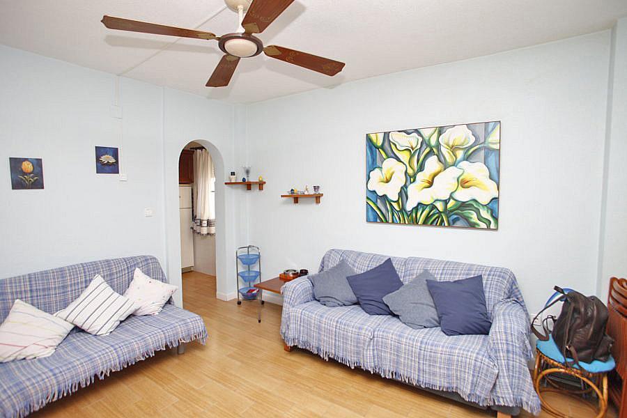 Apartamento en alquiler en calle Doctor Mariano Ruiz Cánovas, Playa de los Locos en Torrevieja - 330778904