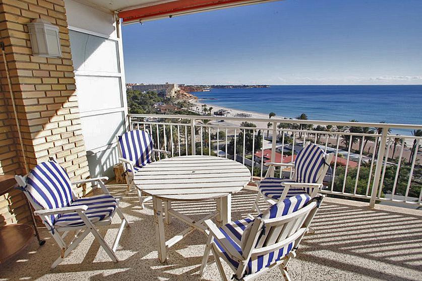 Apartamento en alquiler en ronda Ramón Campoamor, Orihuela-Costa - 350166484