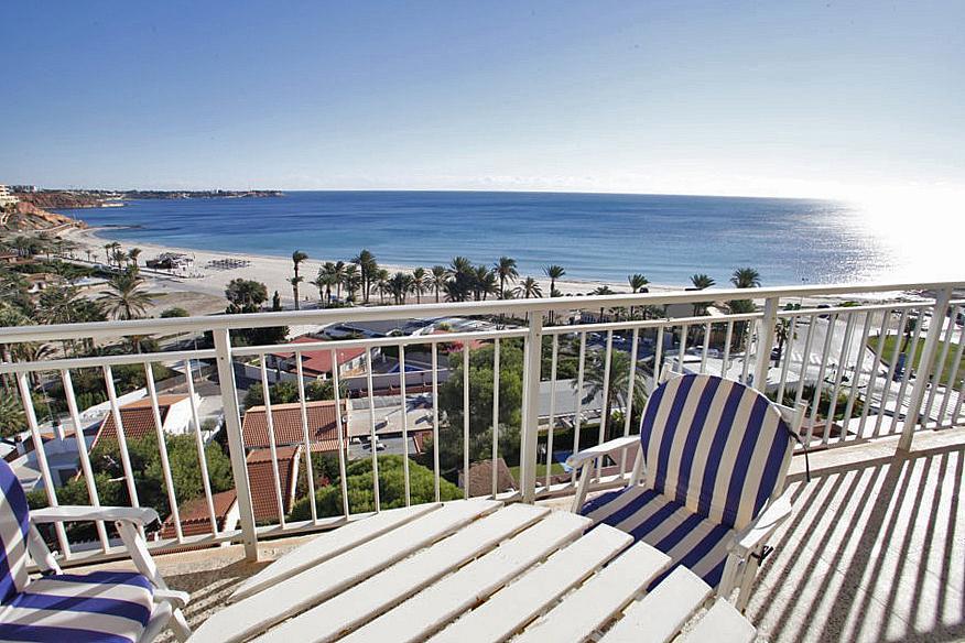 Apartamento en alquiler en ronda Ramón Campoamor, Orihuela-Costa - 350166502