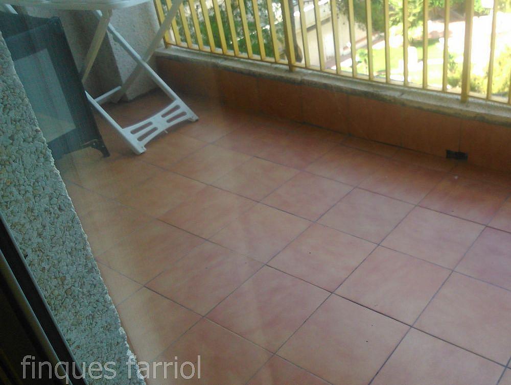 Balcón - Piso en alquiler en calle Vendrell, Capellans o acantilados en Salou - 318853379