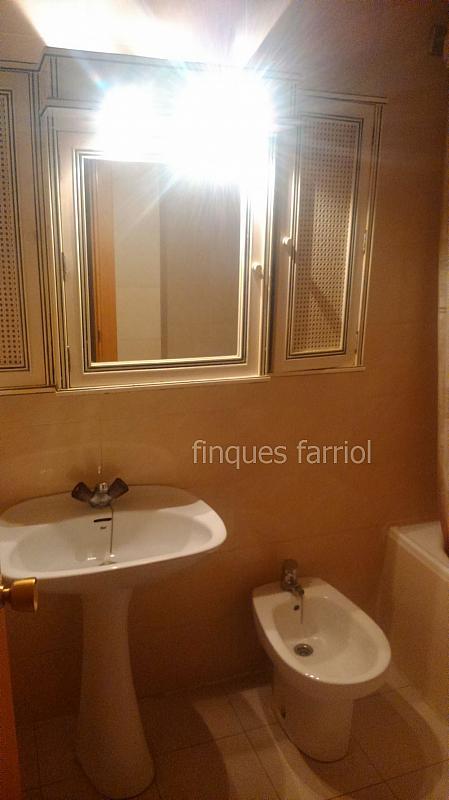 Baño - Piso en alquiler en calle Vendrell, Capellans o acantilados en Salou - 318853385