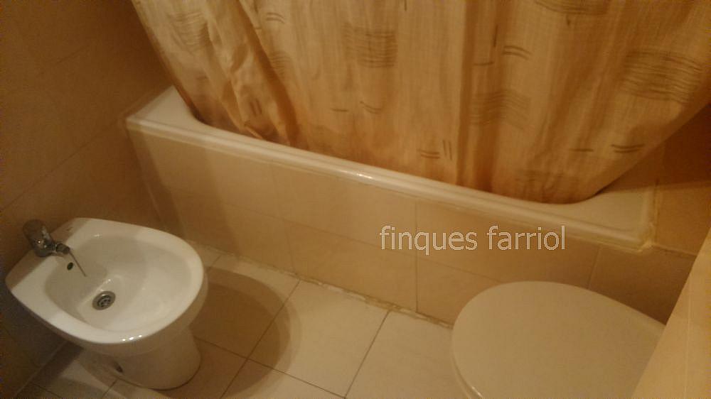 Baño - Piso en alquiler en calle Vendrell, Capellans o acantilados en Salou - 318853386