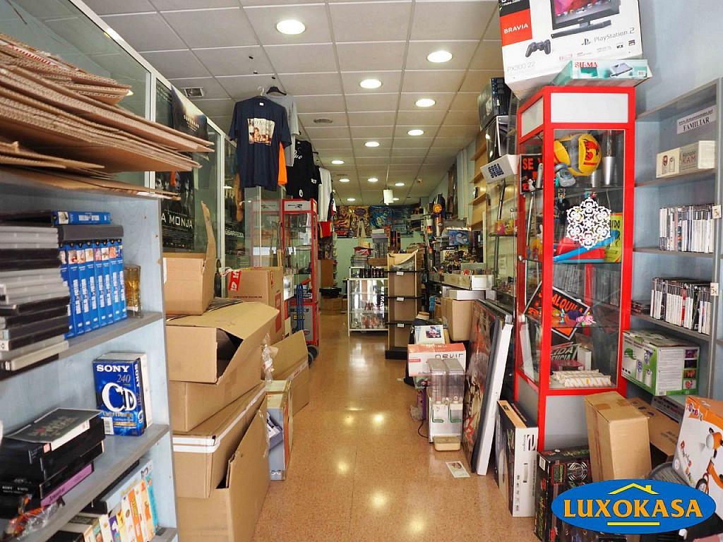 Imagen sin descripción - Local comercial en alquiler en Paus - Polígono San Blas en Alicante/Alacant - 267847424
