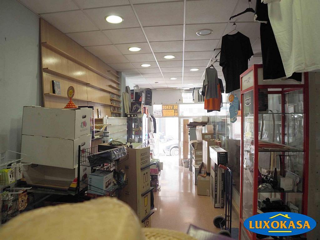 Imagen sin descripción - Local comercial en alquiler en Paus - Polígono San Blas en Alicante/Alacant - 267847427