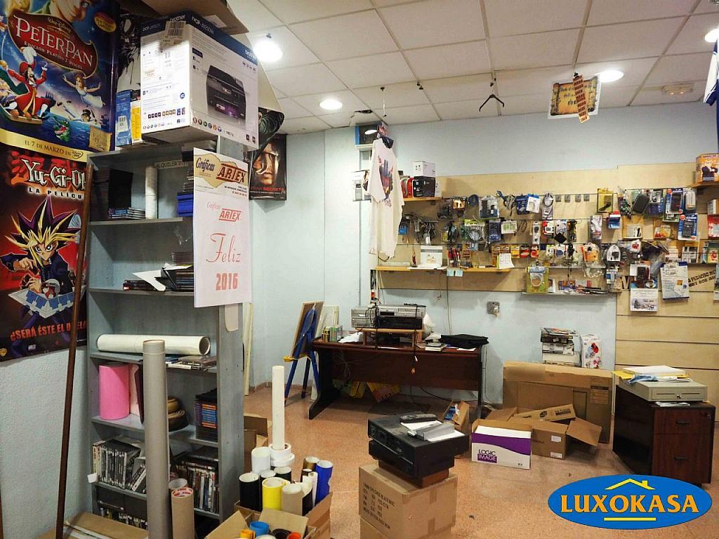 Imagen sin descripción - Local comercial en alquiler en Paus - Polígono San Blas en Alicante/Alacant - 267847433