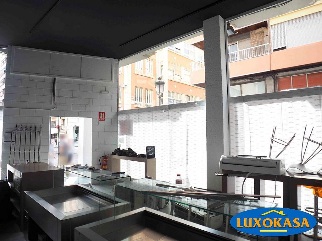 Imagen sin descripción - Local comercial en alquiler en Centro en Alicante/Alacant - 297040365