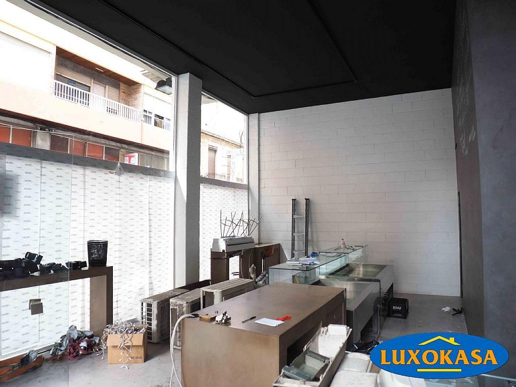 Imagen sin descripción - Local comercial en alquiler en Centro en Alicante/Alacant - 297040368