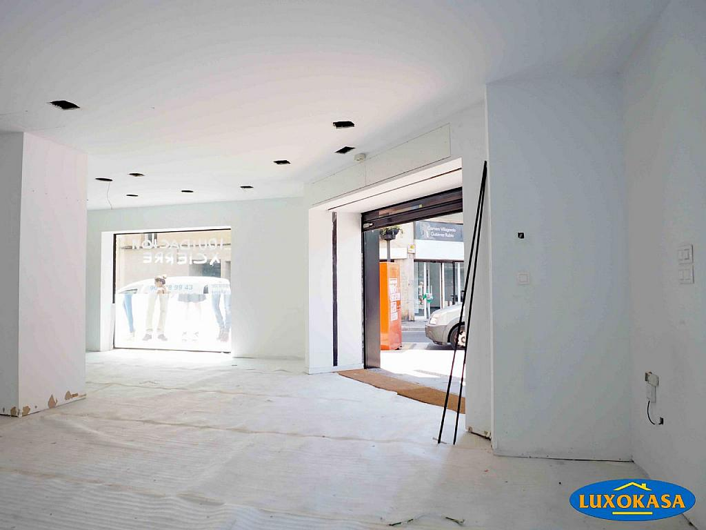 Imagen sin descripción - Local comercial en alquiler en Benalúa en Alicante/Alacant - 329796245
