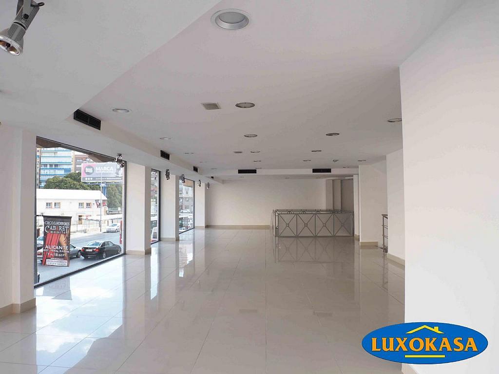 Imagen sin descripción - Local comercial en alquiler en Centro en Alicante/Alacant - 330662850