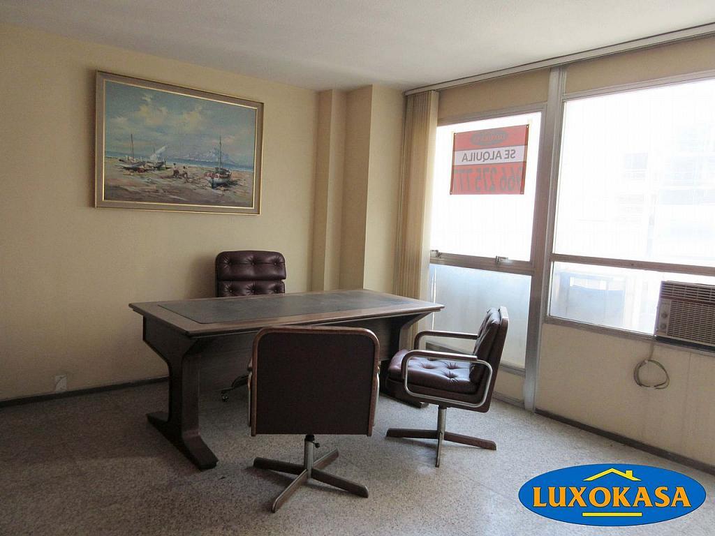 Imagen sin descripción - Oficina en alquiler en Centro en Alicante/Alacant - 240491599