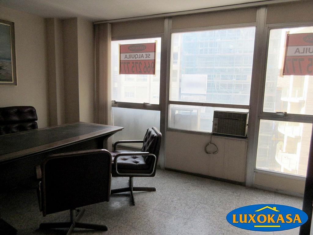 Imagen sin descripción - Oficina en alquiler en Centro en Alicante/Alacant - 240491608