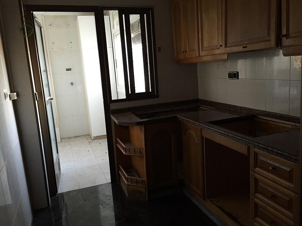 COCINA.JPG - Apartamento en venta en calle Jorge Juan Aspe, Aspe - 262345416