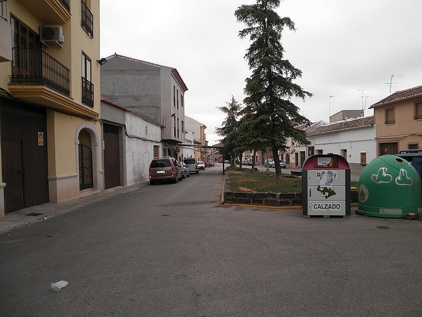 VISTA20CALLE.JPG - Apartamento en venta en calle Blas Lopez Villarrobledo, Villarrobledo - 237130424
