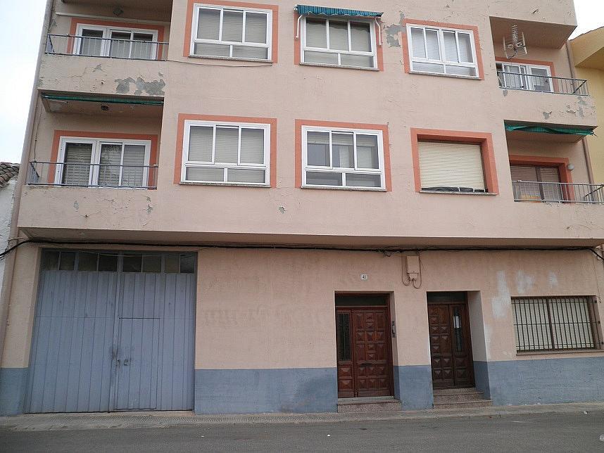 FACHADA.JPG - Apartamento en venta en calle Blas Lopez Villarrobledo, Villarrobledo - 237130430