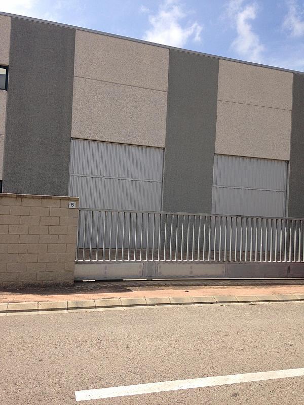 Nave industrial en alquiler en calle De Las Escasias, Forallac - 199719277