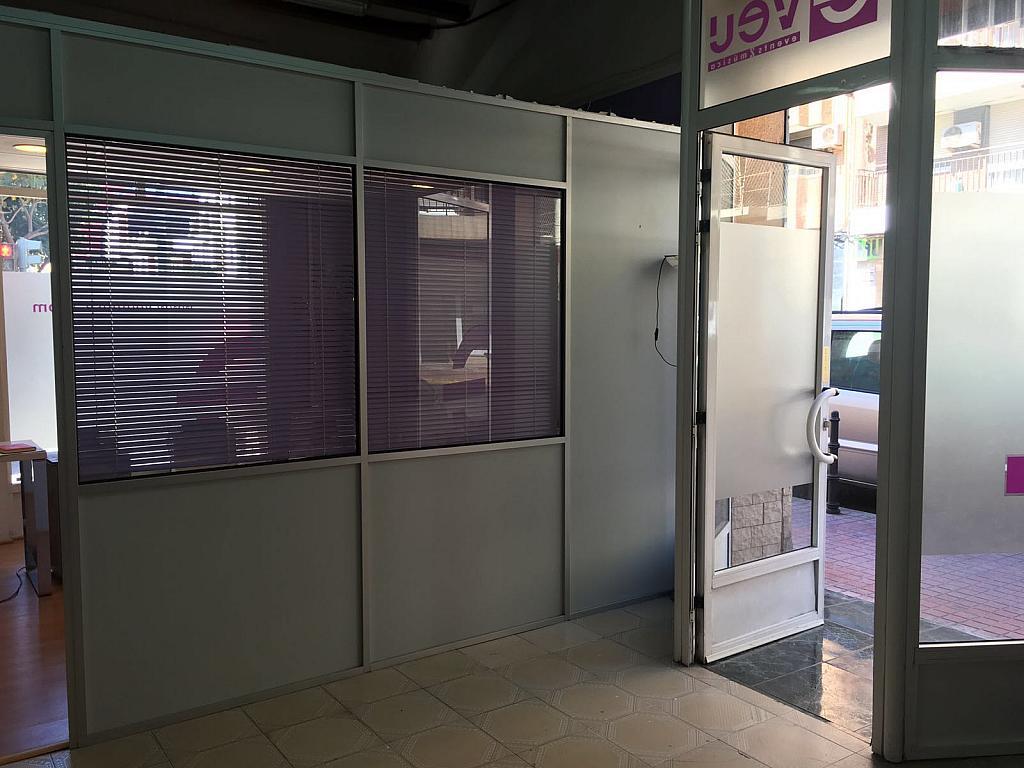 Vestíbulo - Local comercial en alquiler en calle Menendez Pelayo, Alfafar - 298577342