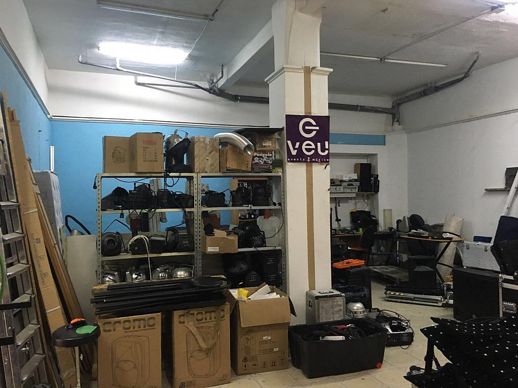 Detalles - Local comercial en alquiler en calle Menendez Pelayo, Alfafar - 298577390