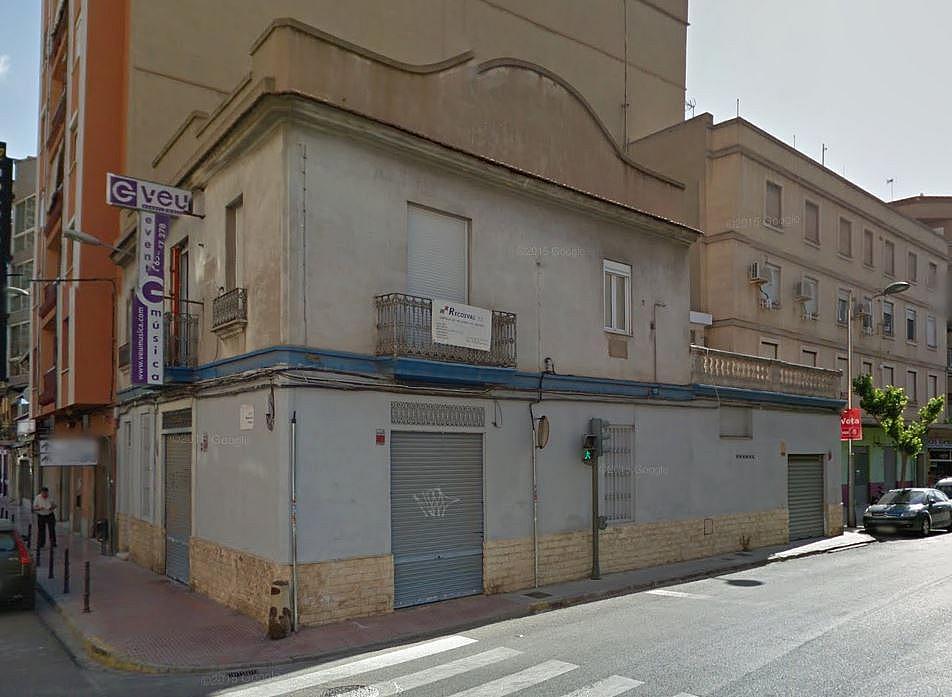 Fachada - Local comercial en alquiler en calle Menendez Pelayo, Alfafar - 298577407