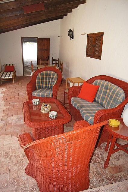 Casa en alquiler de temporada en calle Cala Blanca, Jávea/Xàbia - 191551547