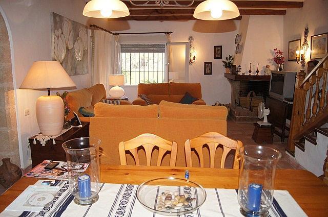 Casa en alquiler de temporada en calle Cala Blanca, Jávea/Xàbia - 191551578