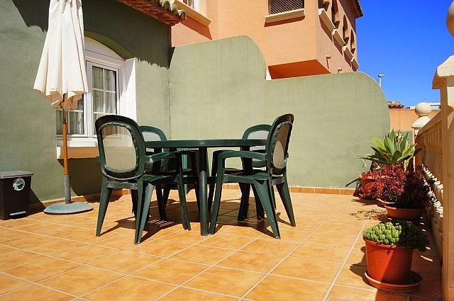 Estudio en alquiler de temporada en calle San Ettiene, Arenal en Jávea/Xàbia - 191551942