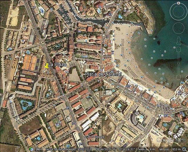 Estudio en alquiler de temporada en calle San Ettiene, Arenal en Jávea/Xàbia - 191551947