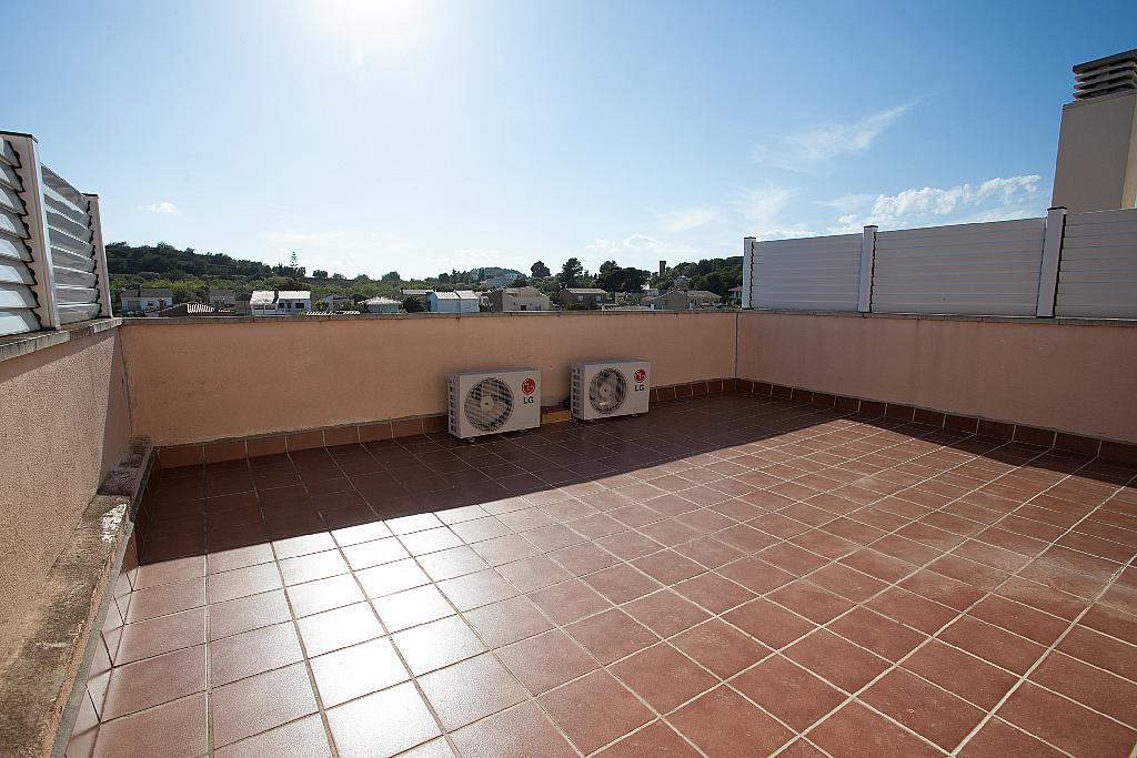 Ático en alquiler en calle Tarragones, Pobla de Montornès, la - 301346092