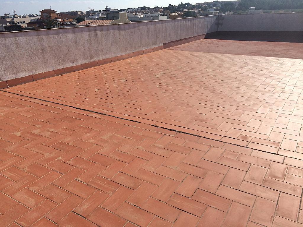Ático en alquiler en calle Muralla, Centro en Torredembarra - 348623665