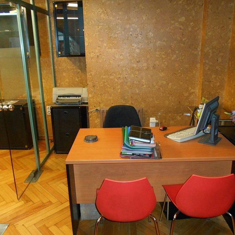 Oficina en alquiler en calle Do Xeneral Pardiñas, Santiago de Compostela - 359416349